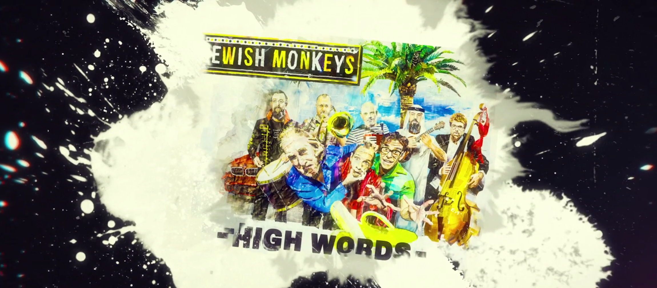 Jewish Monkeys   greedy for best music